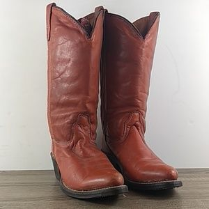 Vintage double H Sub-Zero insulated cowboy boots